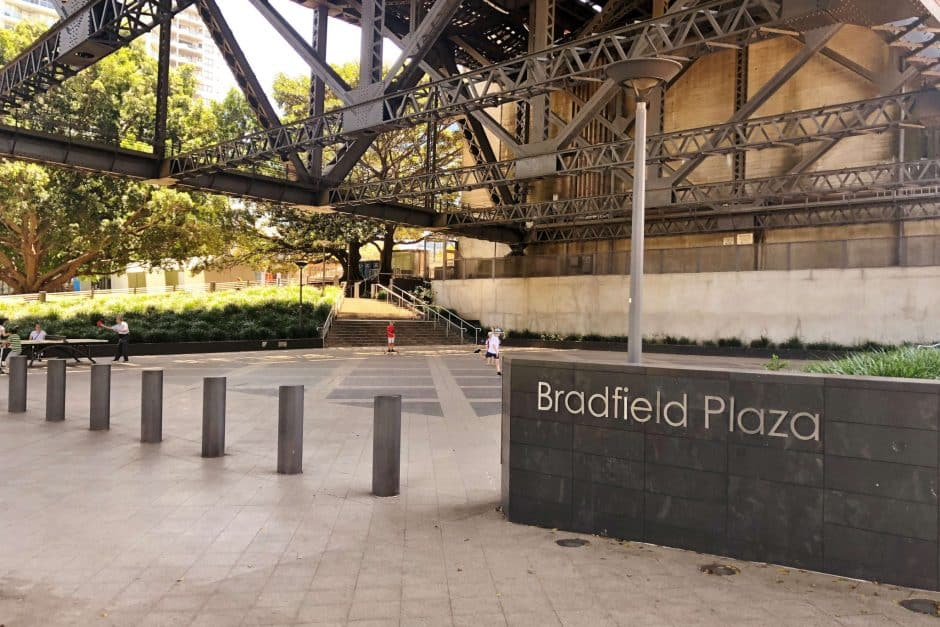 Bradfield Plaza
