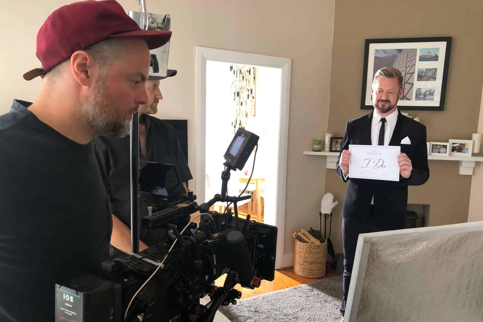 Google Interview 2 - Sydney Marriage Celebrant Stephen Lee