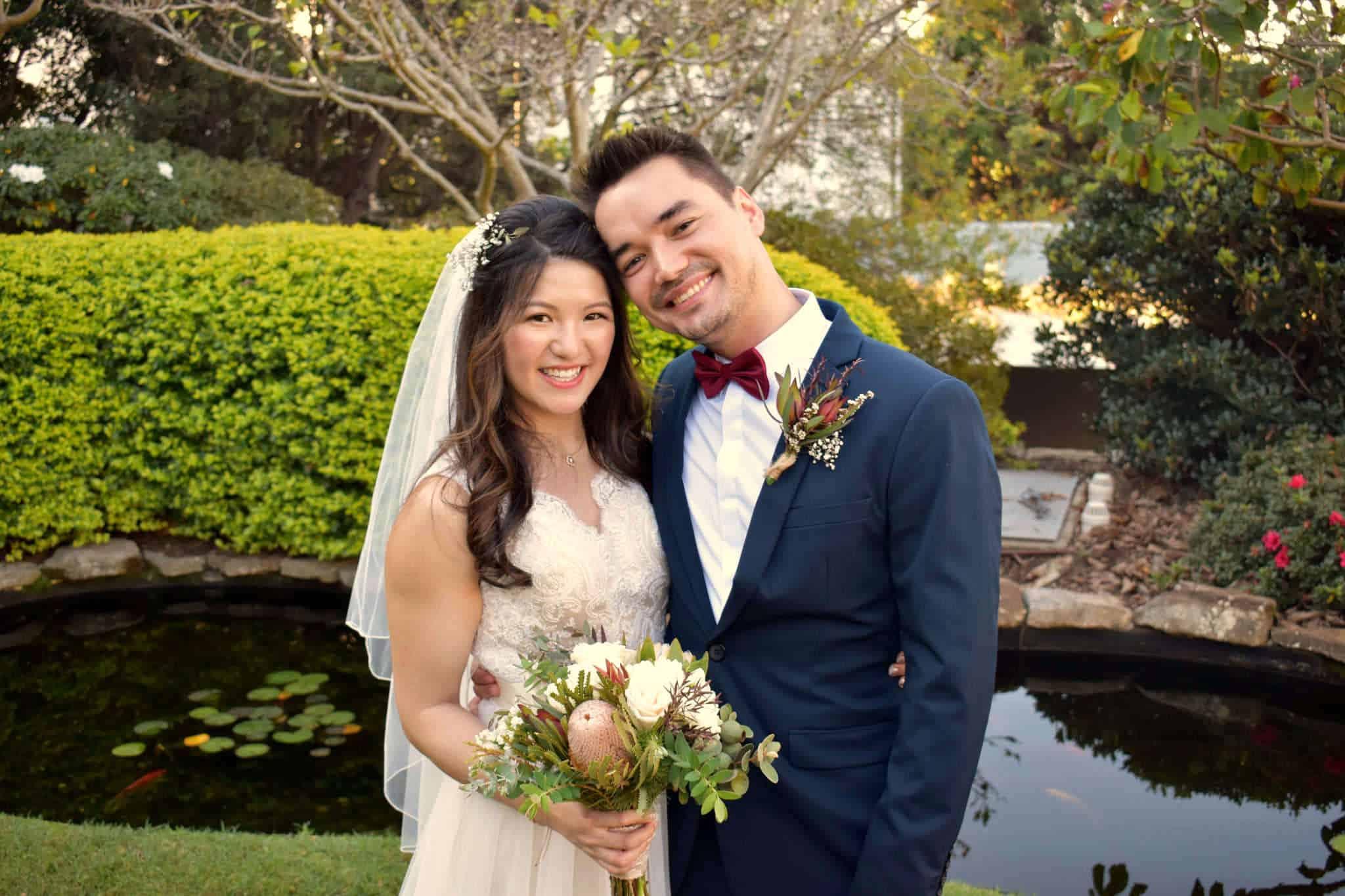 Elizabeth Bay Wedding - Stephen Lee Sydney Marriage Celebrant