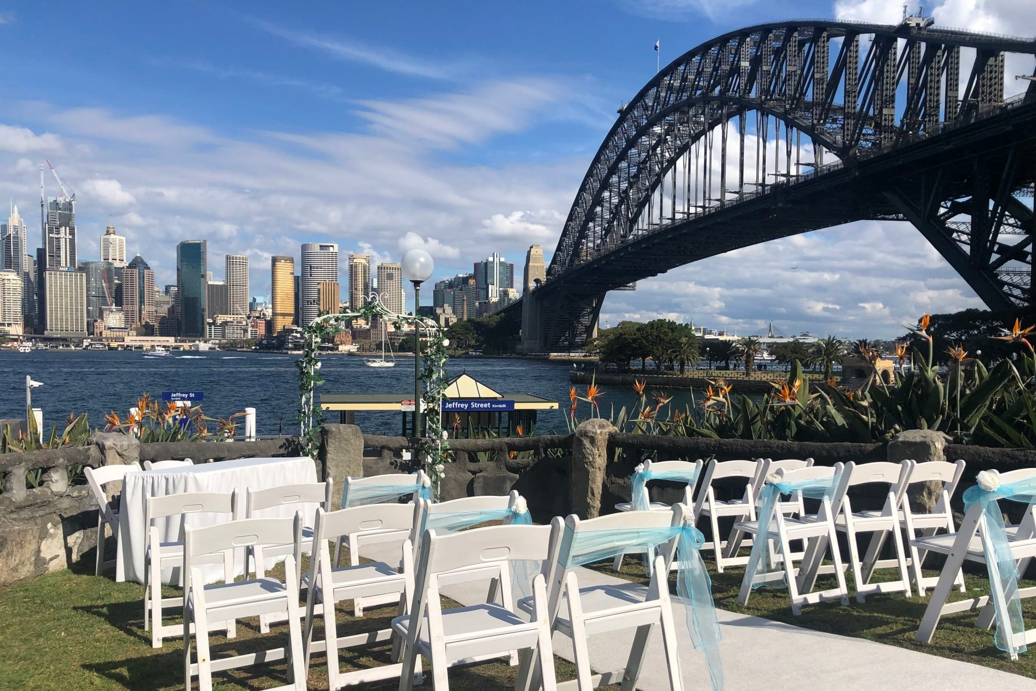 Copes Lookout Harbour Bridge - Sydney Marriage Celebrant Stephen Lee
