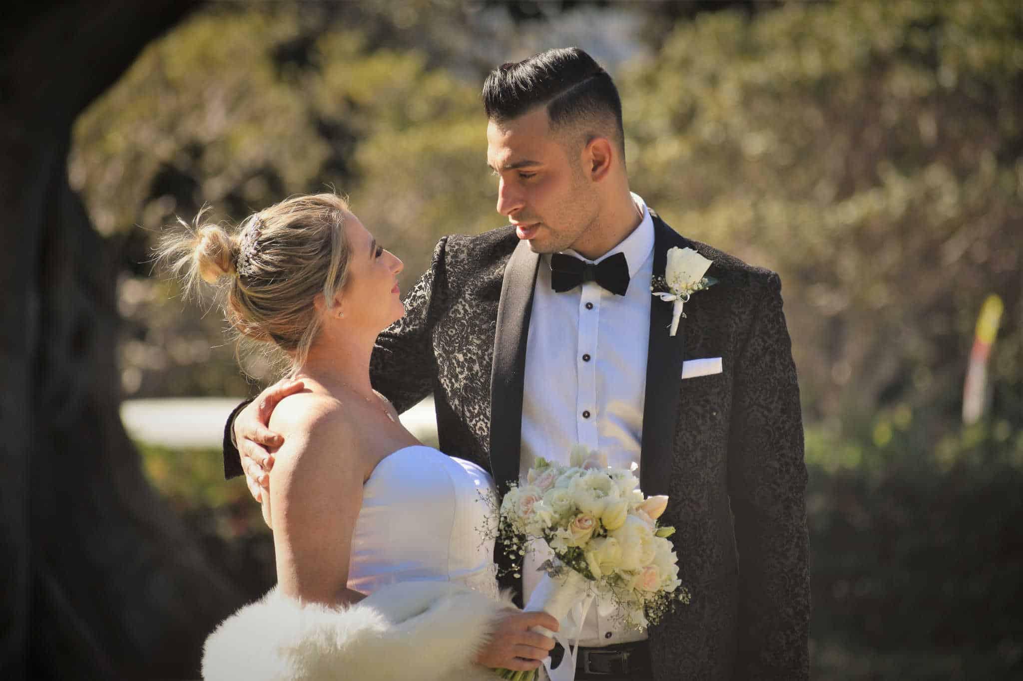 Hyde Park Wedding - Stephen Lee Sydney Marriage Celebrant