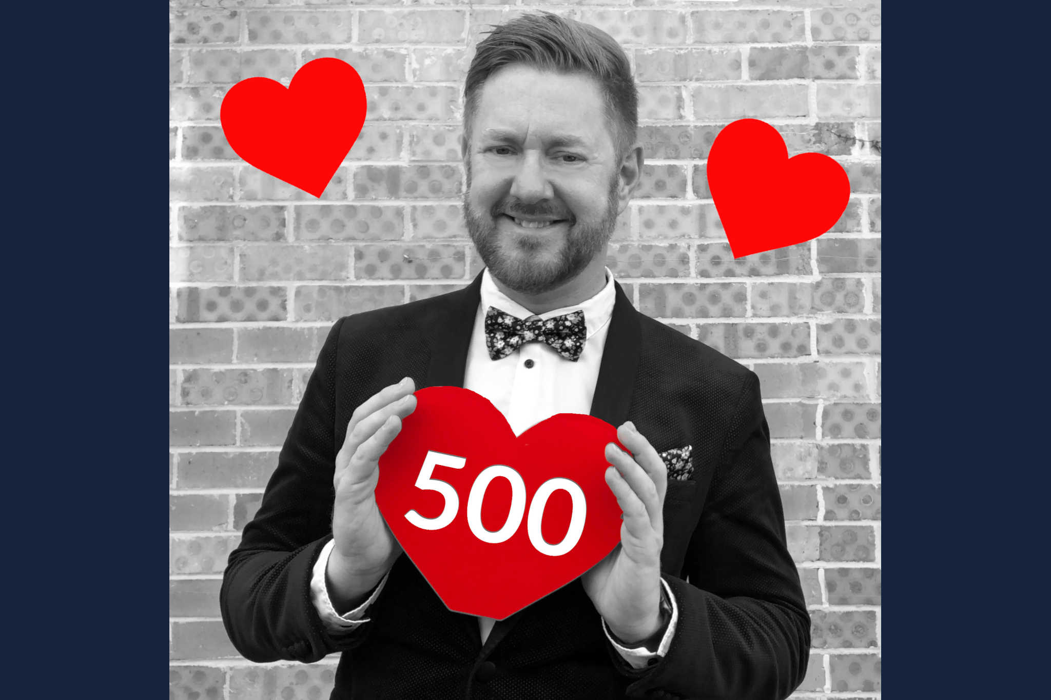 500 Weddings - Stephen Lee Marriage Celebrant Sydney