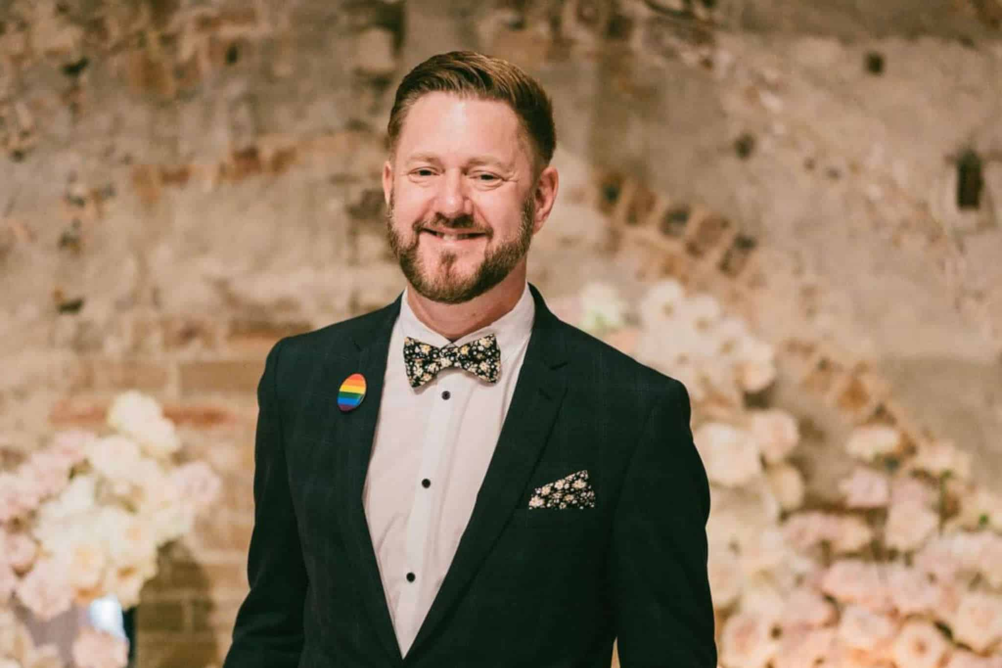 Stephen Lee Sydney Marriage Celebrant by Same Love Photography