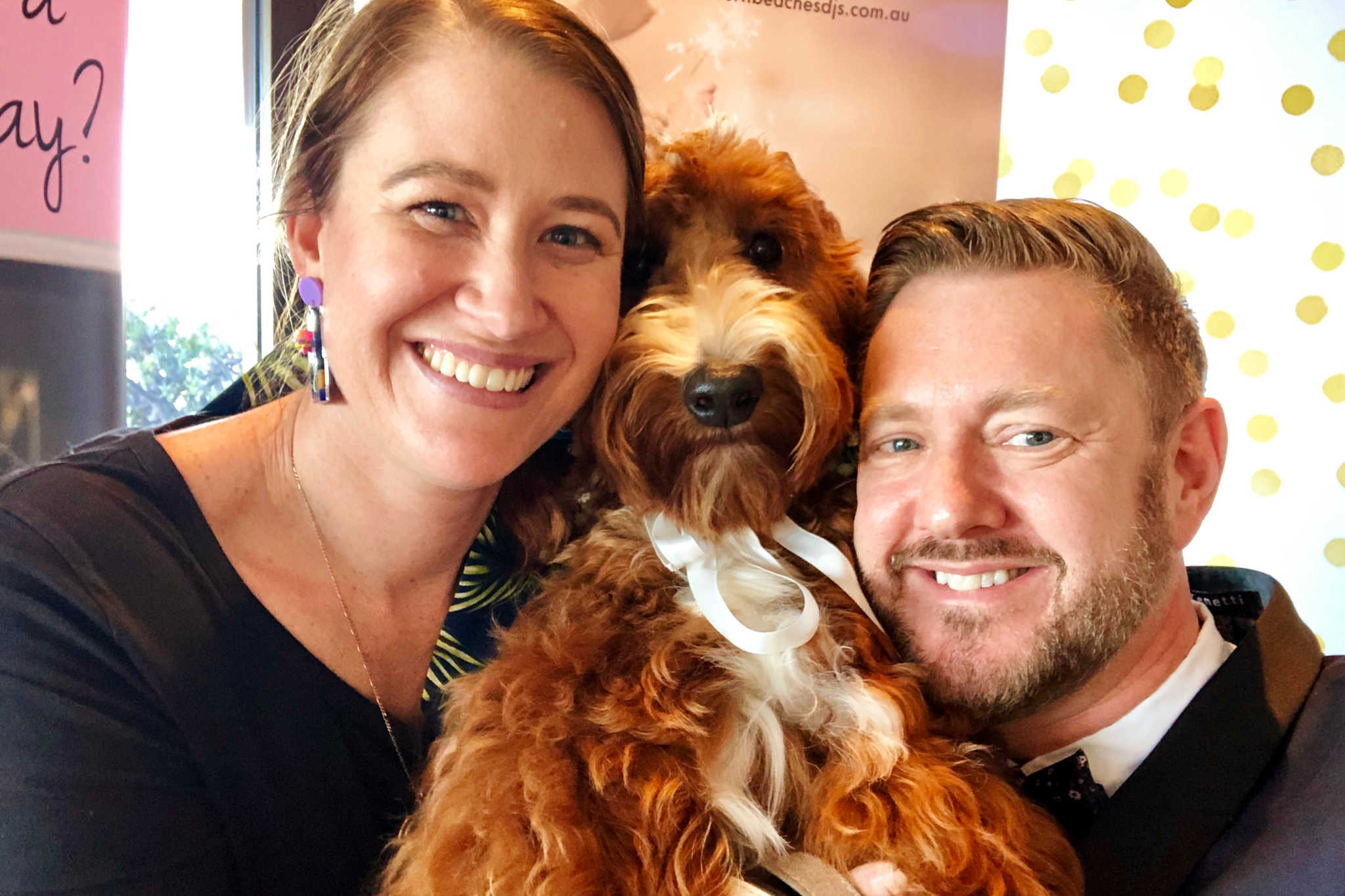 Wedding Paws Pet Sitting - Stephen Lee Marriage Celebrant Sydney
