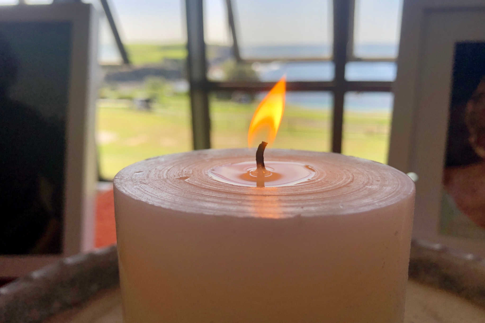 Candle in Chapel - Stephen Lee Sydney Funeral Celebrant