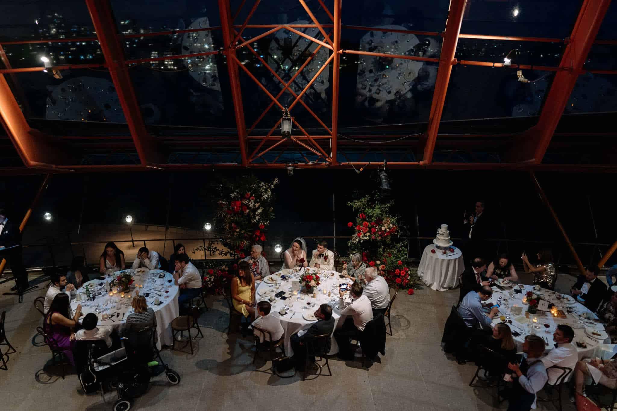 Wedding Reception - Stephen Lee MC Marriage Celebrant Sydney