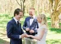 Jes and Nelson Wedding - Stephen Lee Marriage Celebrant Sydney
