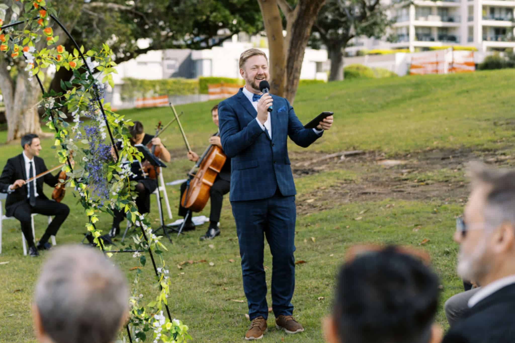 NSW Weddings return after COVID restrictions